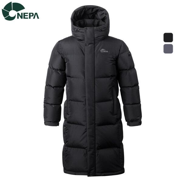 NEPA 네파 공용 커넥트 벤치 다운 자켓 7F72051