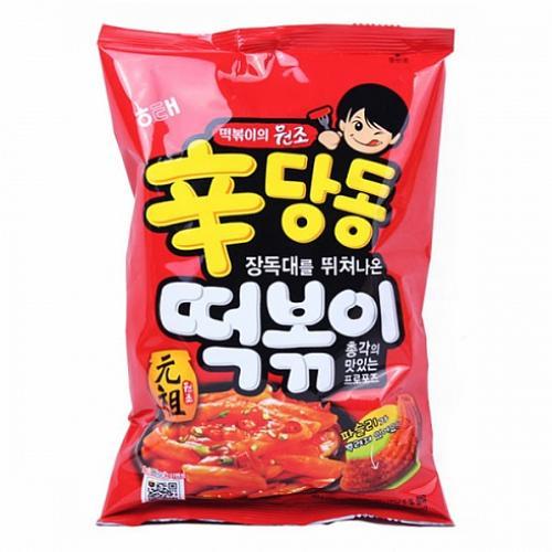 경스패밀리 해태 신당동 떡볶이 230gx12개입 스낵, 1