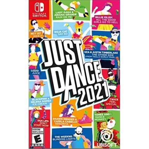 저스트댄스 2021 Nintendo Switch / PS5 / PS4 / XBOX 한글지원
