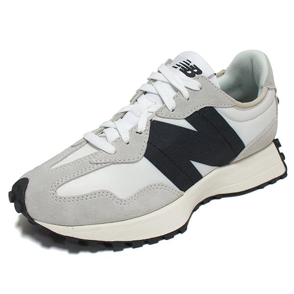뉴발란스 327 라이프스타일 런닝화 씨솔트 흰검 남자 여자 스니커즈 운동화 워킹화 신발 MS327FE