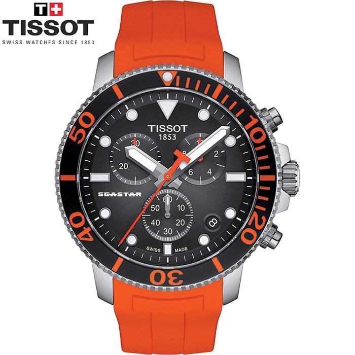 티쏘 씨스타 1000 T120.417.17.051.01 남성시계