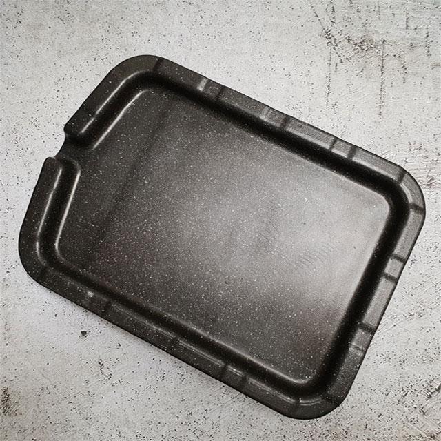 보나쿡킹그릴 기름안튀는 연기안나는불판 업소용 캠핑용 가정용 삼겹살 고기불판(사은품), 1개, 1호그릴