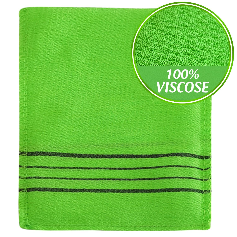 국내산 이태리 때타올 녹색 (기본 사이즈) 이태리타올, 10p 이태리 때타올 녹색 기본사이즈