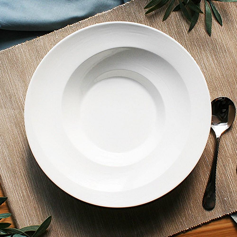 파스타접시 수입그릇 식빵접시 레트로그릇 명품그릇