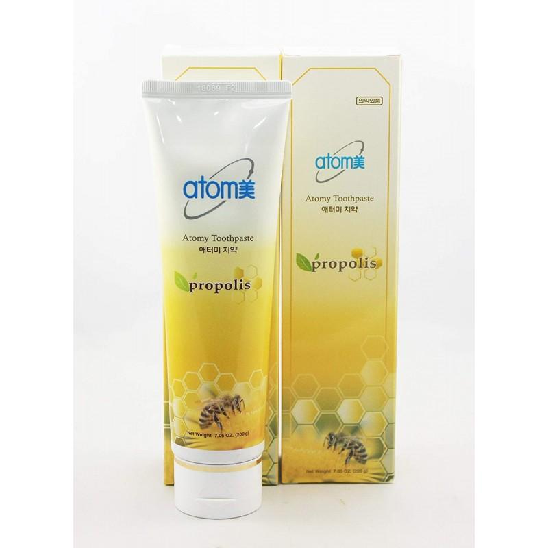 한국 Atomy Atomy Propolis Toothpaste 구강 관리 시스템 2EA * 200g