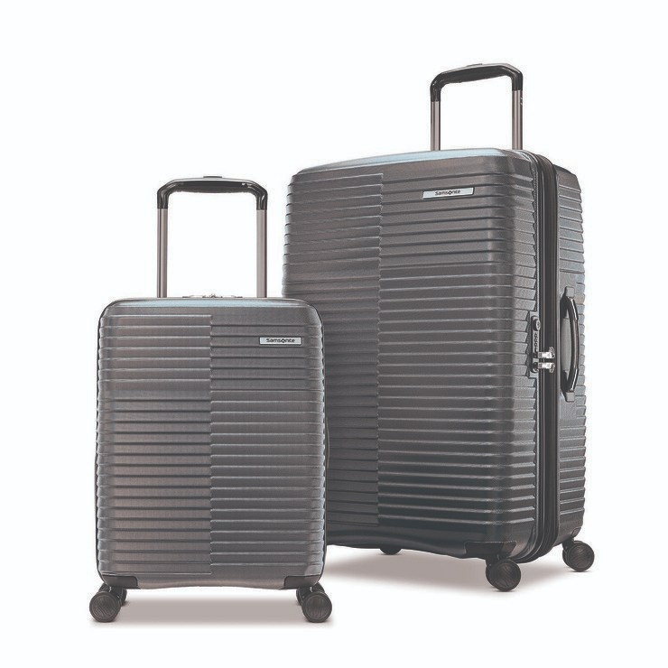 쌤소나이트 20인치+27인치 대형 폴리카보네이트 하드 캐리어 세트 기내용+화물용 샘소나이트 여행용 가방