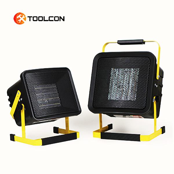 툴콘 업소용 캠핑용 산업용 농업용 전기온풍기 팬히터, TP-2000PRO(6평형)