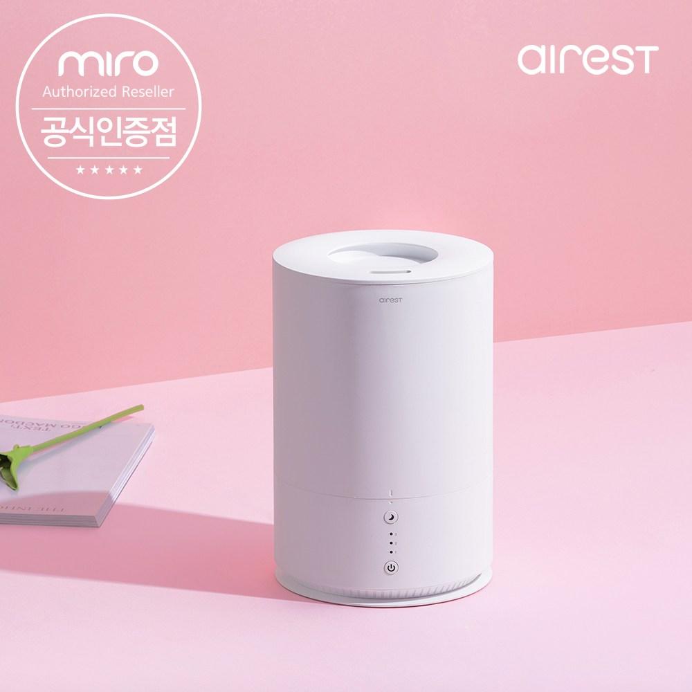 미로 에어레스트 AR07 초음파 가습기 공식판매점, 에어레스트_AR07