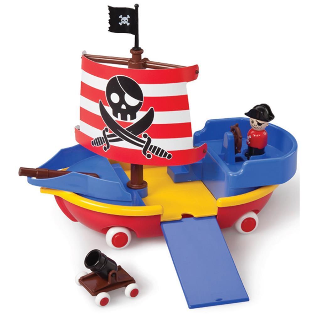 나는 해적이다~아빠 함께 해적선놀이완구 타요주차장