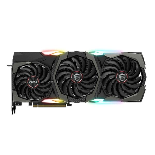 VQT909247[MSI] GeForce RTX 2080 Ti 게이밍 X 트리오 D6 11GB 트라이프로져, 단일옵션