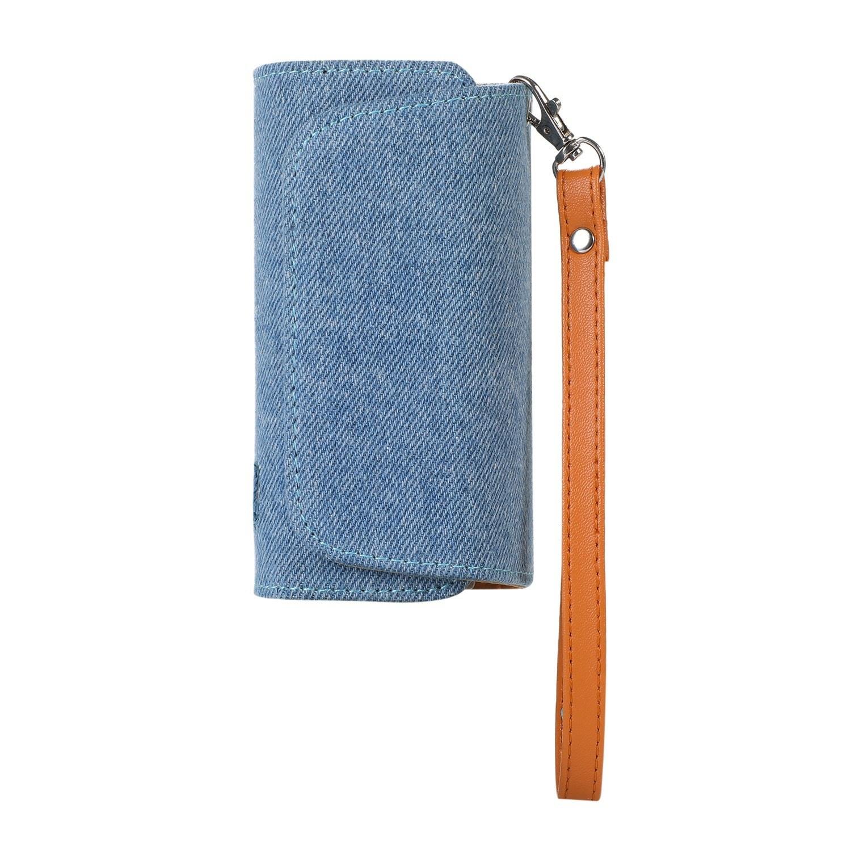 필라멘트아쿠아5 릴하이브리드2.0 차 솔 담배 케이스, 노블 블루 데님