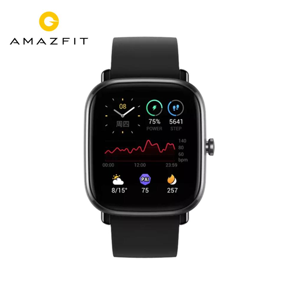 어메이즈핏 Amazfit GTS 2 mini 한글지원, 블랙