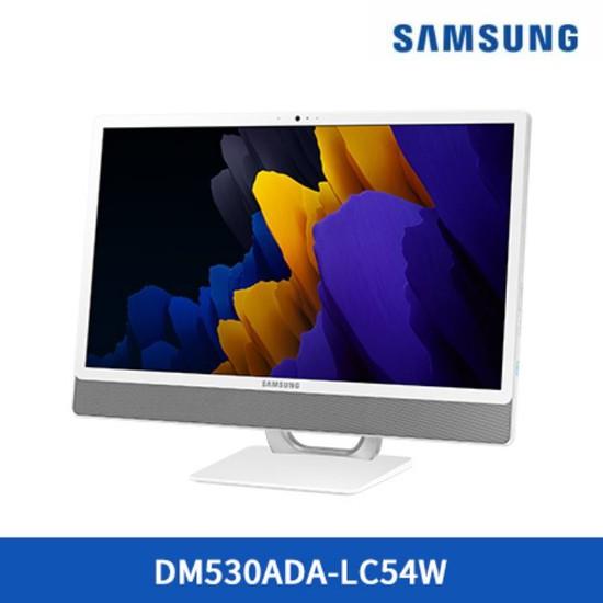 삼성 일체형PC DM530ADA-LC54W 인텔11세대 i5 4GB 256GB Win10H, 상세설명 참조, 없음