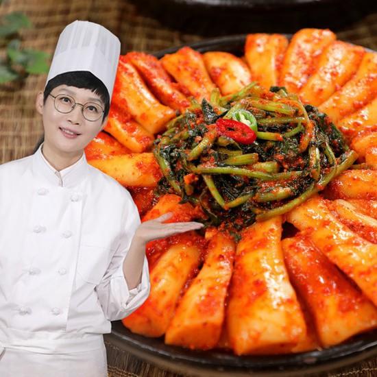 팽현숙 최양락의 맛있는 옛날 총각김치 3kg, 없음, 상세설명 참조