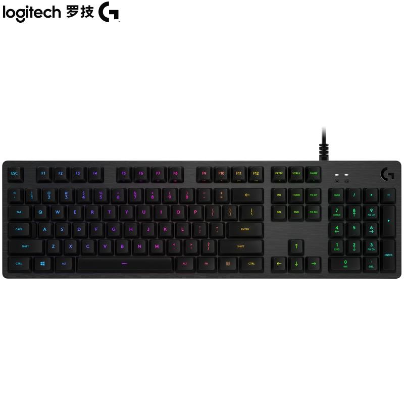 로지텍 G512 유선키보드, L축(적축느낌)
