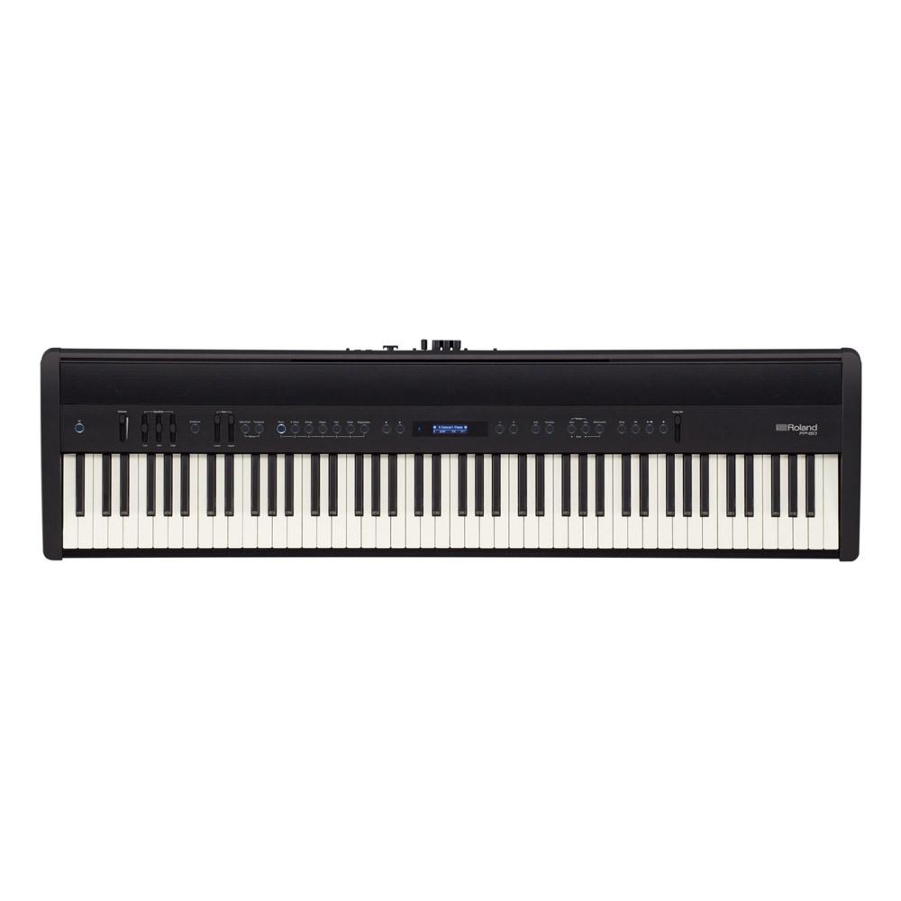 ROLAND 롤랜드 스테이지 디지털 피아노 FP-60, 단품