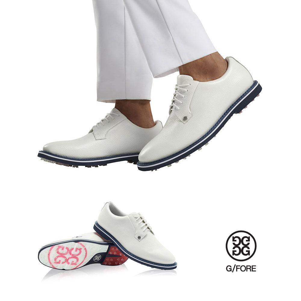 g4골프화 - 지포어 갤리벤터 컬렉션 남성 골프화 화이트 핑크