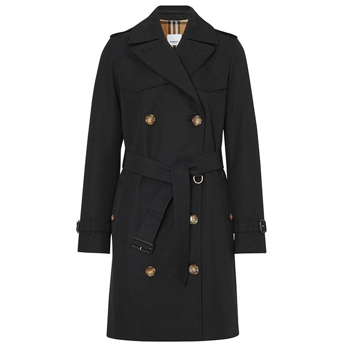 [PJI]19FW 버버리 8019577 여성 개버딘 트렌치 코트