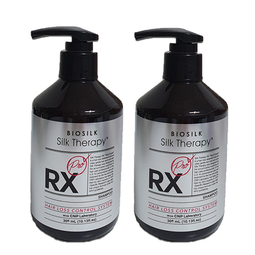 실크테라피 RX PRO샴푸 300ml, 2개