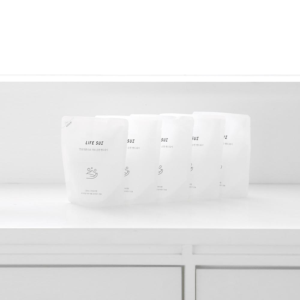 라이프썸 핸드워시 320ml (자동 손세정기 전용) x 5EA, 단품