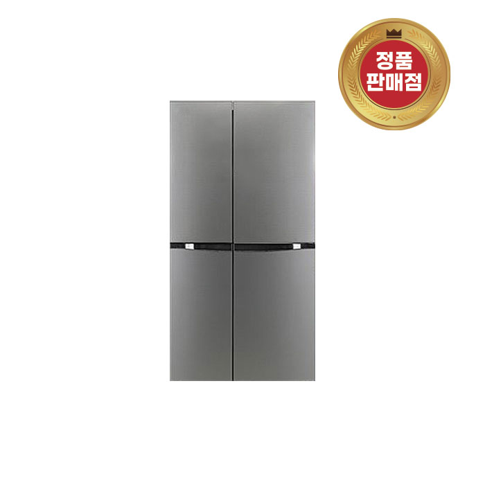 LG전자 DIOS 매직스페이스 냉장고 S833TS35E 4도어