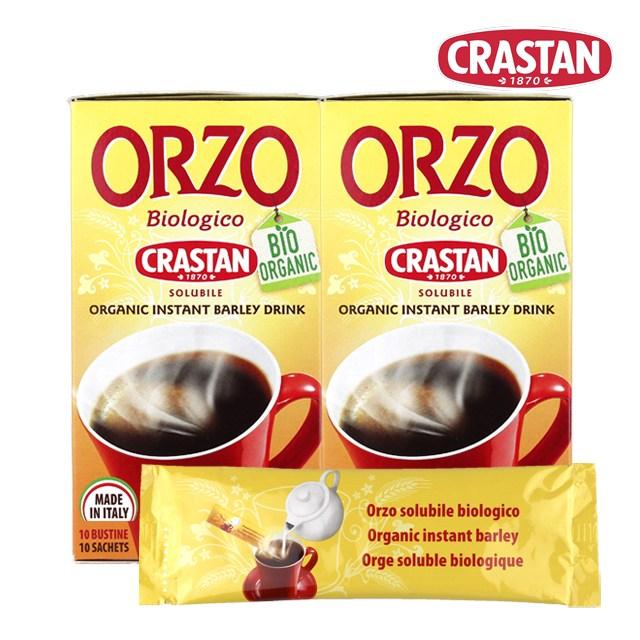 오르조 디카페인 보리커피 카페인없는차 무카페인 커피대용차 2박스