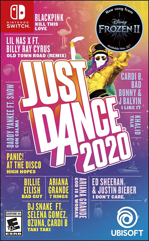 저스트댄스 Just Dance 2020 닌텐도 스위치, 단일상품