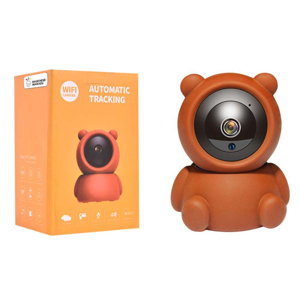 맥킨더 곰돌이 가정용 홈카메라, 단품