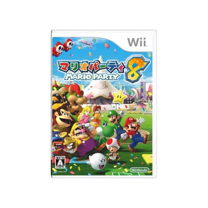 닌텐도 마리오 파티 8 - Wii, 자세한 내용은 참조