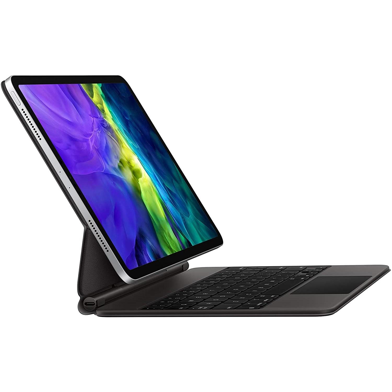 애플 매직키보드 아이패드에어(4세대) 아이패드프로 11인치(2세대) MXQT2LL/A - 영문 Apple Magic Keyboard