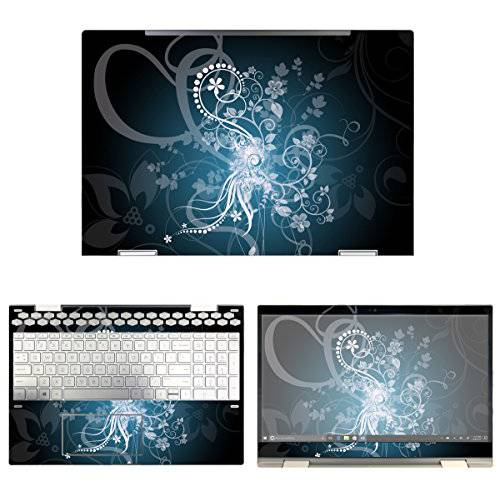 decalrus - Protective Decal Skin Sticker for HP Envy X360 15/13543035, 상세내용참조