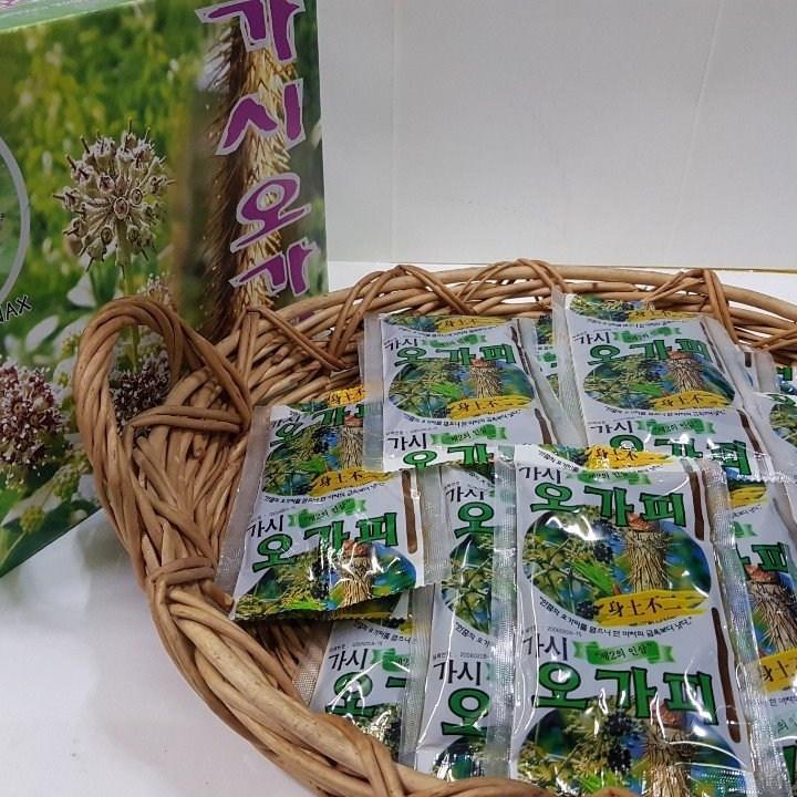 중리농원 가시오가피즙 50팩 + 맛보기 사은품, 50팩 100ml, 1박스