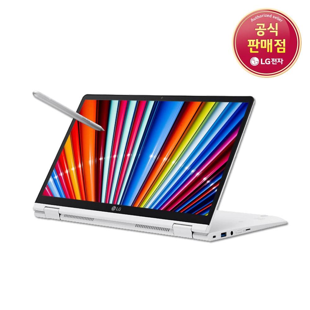 LG 2in1 그램 14T90N-VR30K, 256GB추가, 8GB, 포함
