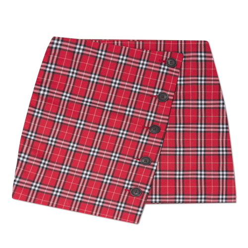 MARYJAMES (W) Fariy Land Skirt - Red