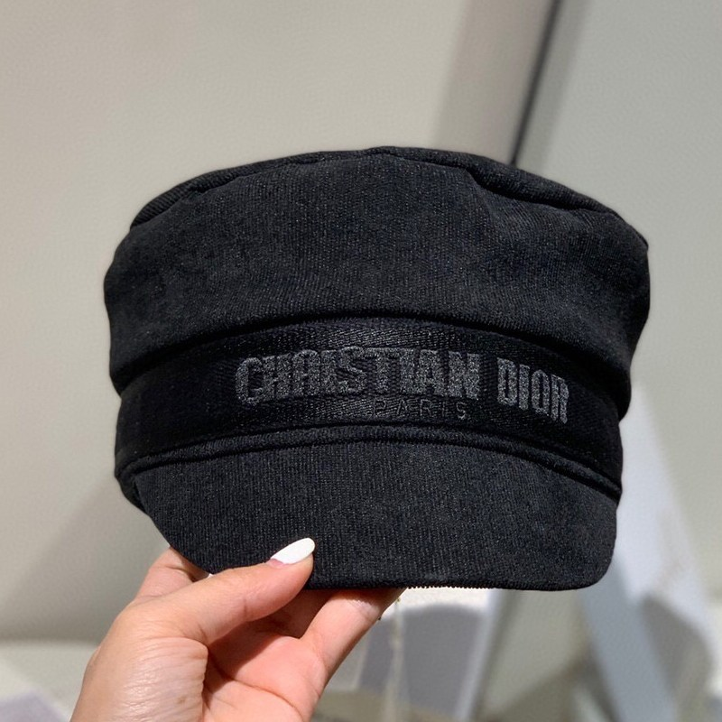디올 여성용 헌팅캡 보이캡 모자 1652