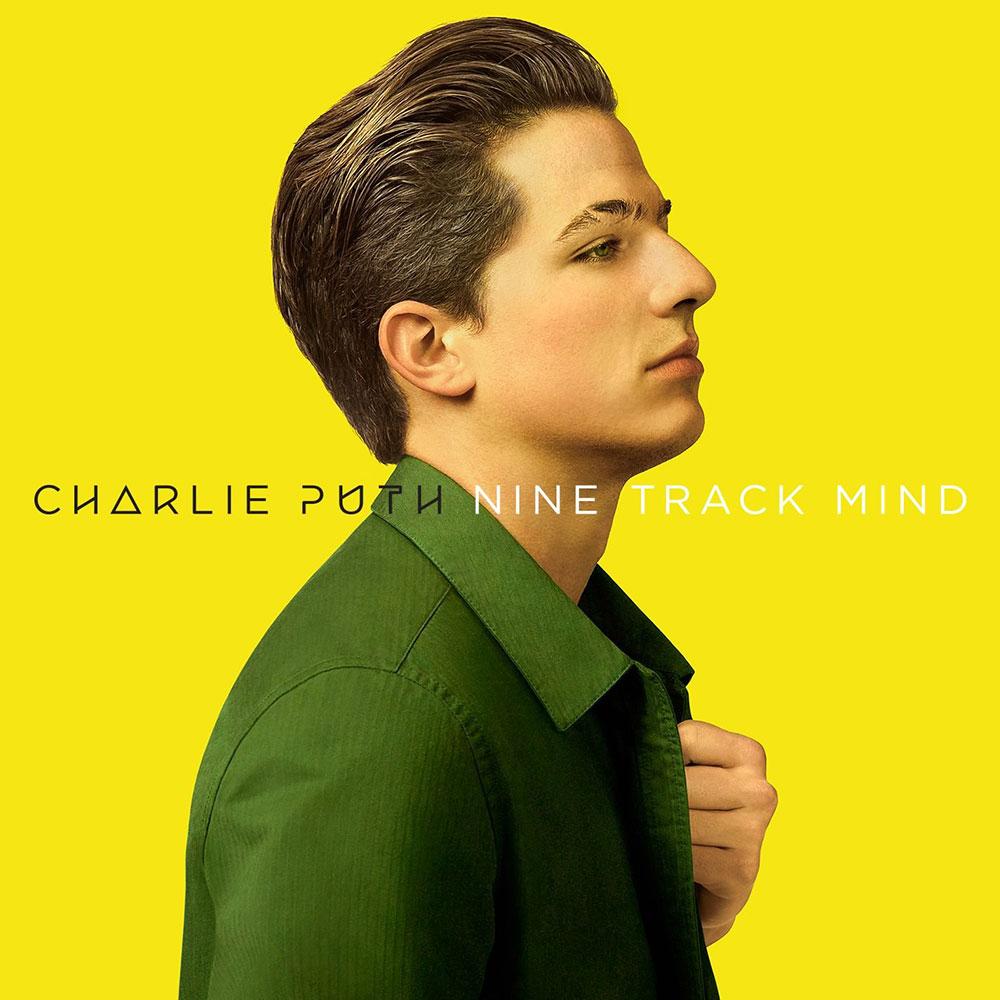 찰리푸스lp Charlie Puth Nine Track Mind 바이닐 엘피 판, 단일상품