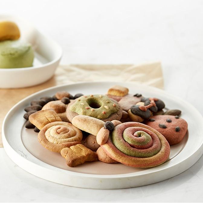 에이비씨푸드 아이와함께 쿠키만들기세트, 1박스, 단품