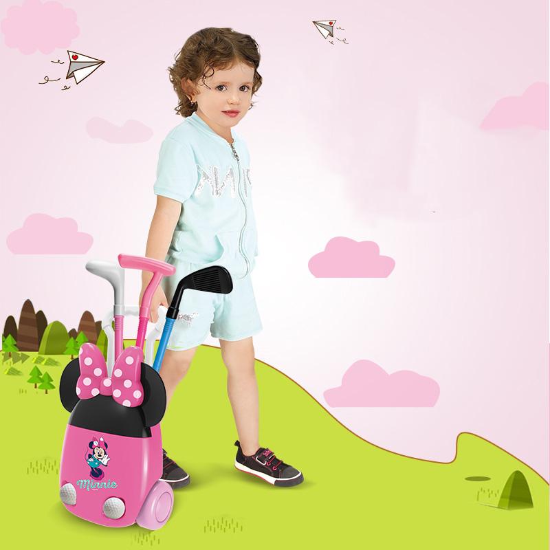 폴라도레 어린이 골프놀이 유아 골프채 키즈 골프세트 장난감 +폴라도레사은품증정(W), 02-미니세트(Y-0776-02)