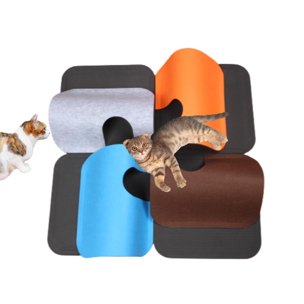 고양이 숨숨집 터널 휴식 안식처 동굴 고양이 집 하우스, 43cm(4개)