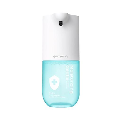 샤오미 simpleway 손세정기 4세대 xiaowei 핸드워시 99% 세균 억제 저전력 센서식 자동 거품 무료배송, 1개, 파란색