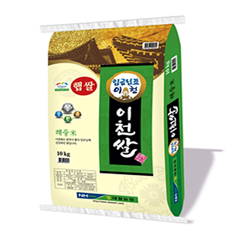 [청원영농조합법인]2020년 임금님표 이천쌀 20kg 10kg 4kg, 1포