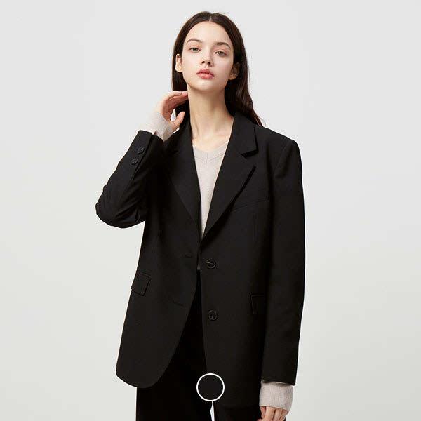 [현대백화점][지오다노] 05370904 NEW 여 블레이저 370904