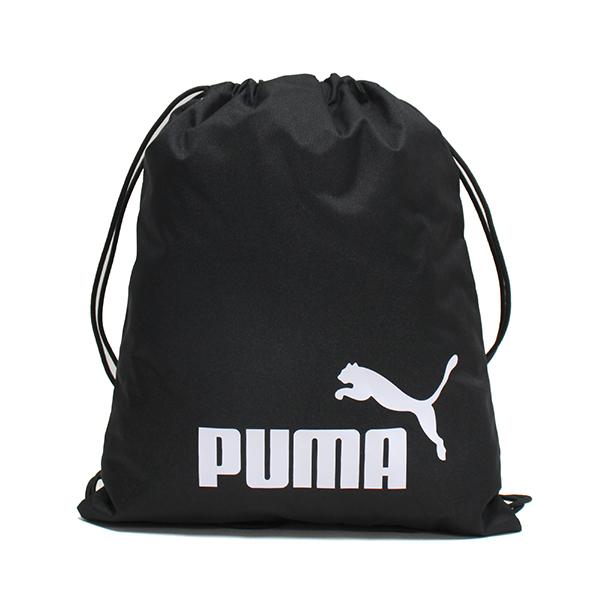 푸마 페이스 짐 색팩 블랙 남자 학생 짐색 슈즈팩 신발가방 축구화가방 트레이닝 가방 074943-01-14-2322523053