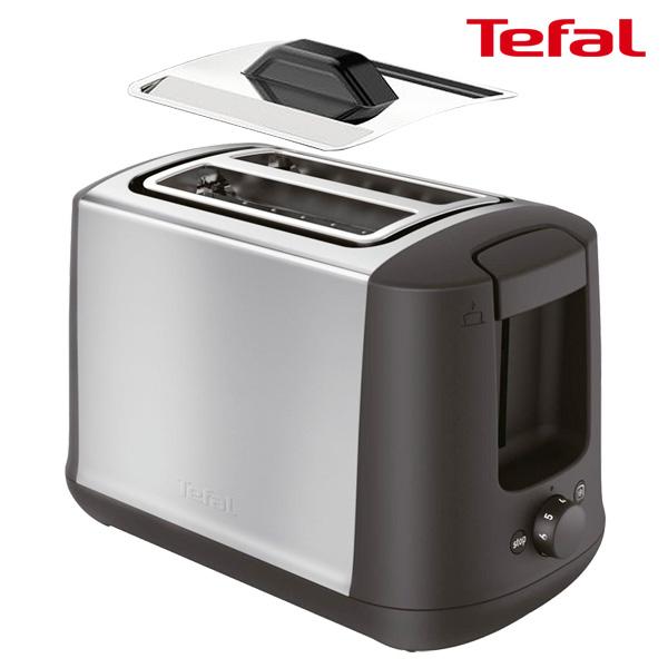테팔 비보 7단계 굽기조절 토스터기 TT3408KR 토스트기, 테팔 비보 토스터기TT3408KR
