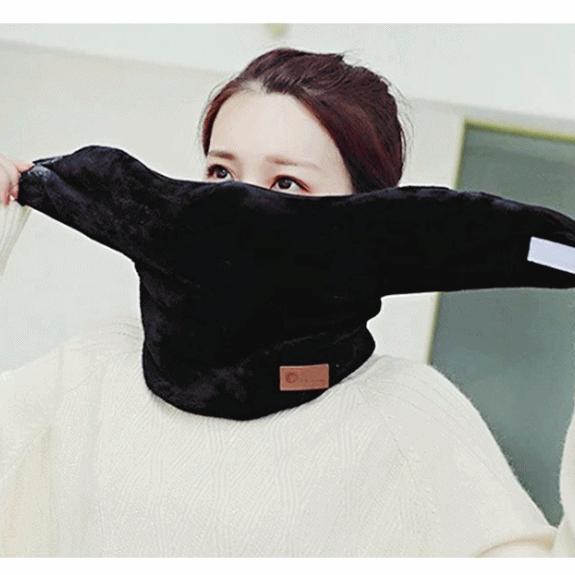 겨울철 방한용품 일체형 넥워머