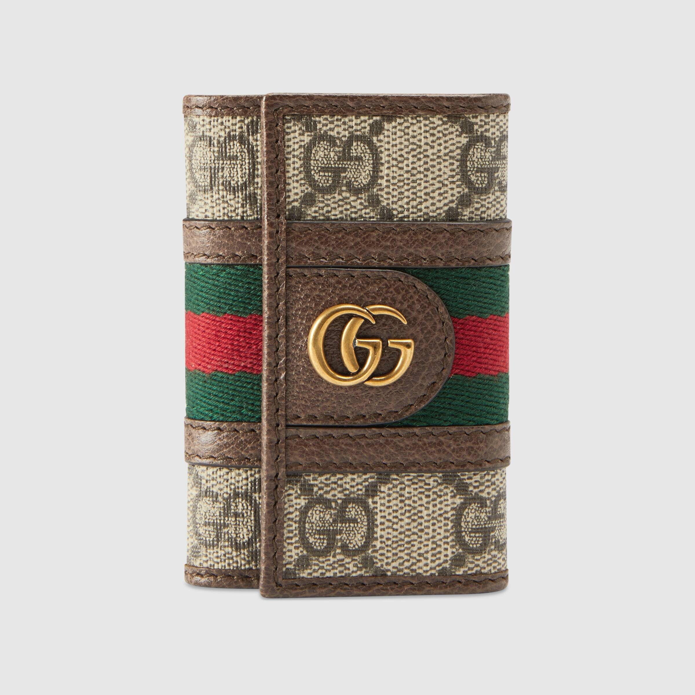 Gucci Ophidia GG key case 603732 96IWT 8745
