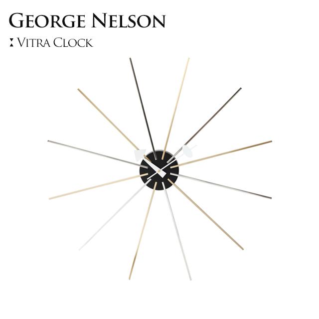 허먼밀러 조지넬슨 디자인 북유럽풍 인테리어 장식 커스텀 무소음 벽시계, 단품