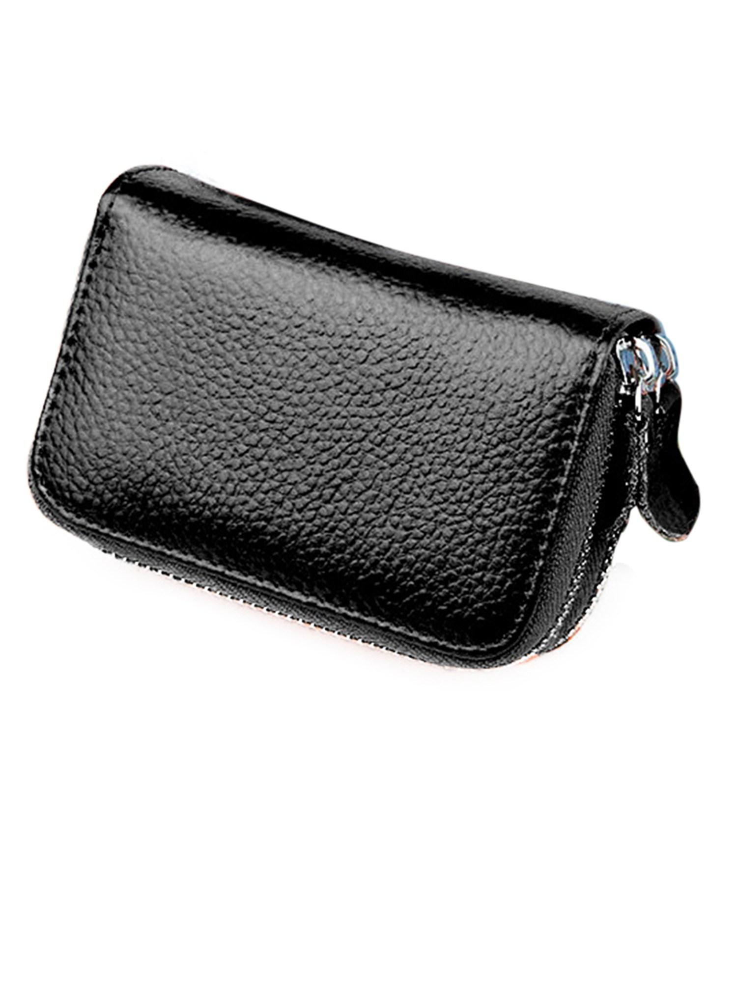 여성용 지갑 카드 지갑 가방 더블 지퍼 미니 토트백