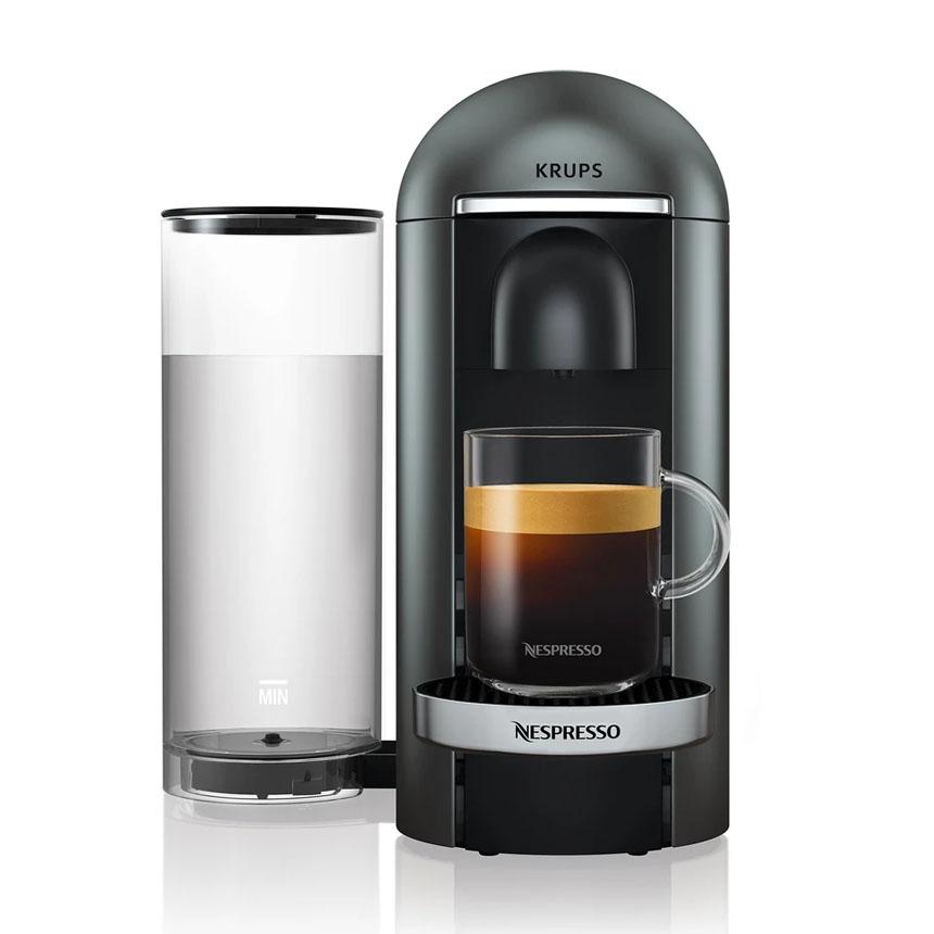 네스프레소 버츄오 플러스 캡슐 커피머신 전모델 독일 재고보유 즉시발송, 03. 크룹스 버츄오 플러스 티탄
