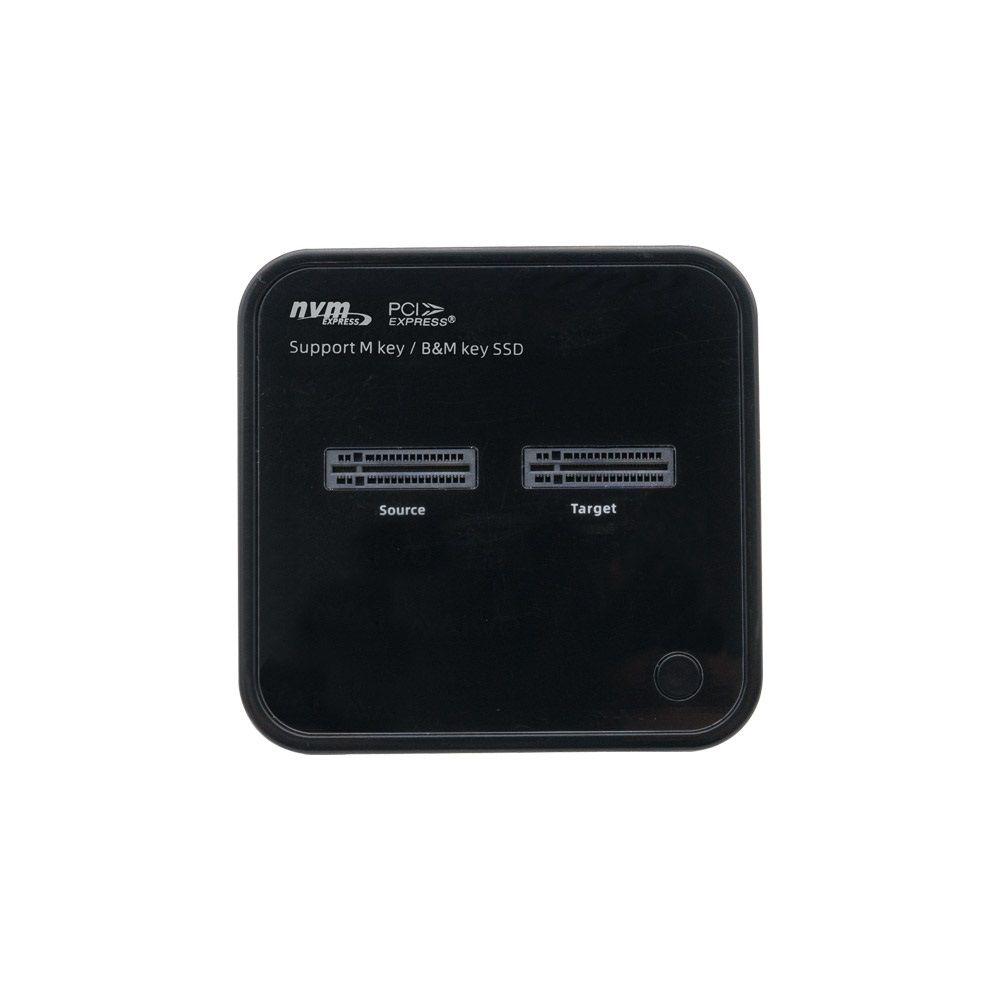 외부 장비HDD도킹 Partition스테이션클론복제 + 81275멥꽃 파티션 베이 이동식 저장 장치, 현명한선택